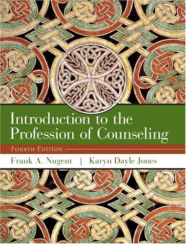 9780130982186: Introduction to the Profession of Counseling (4th Edition)