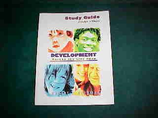 9780130982858: Development Across Life Span: Study Guide