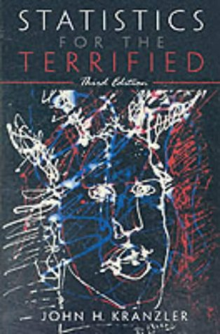 9780130983404: Statistics for the Terrified