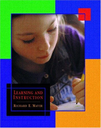 9780130983961: Learning and Instruction