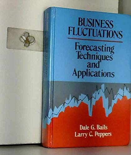 9780130984005: Business Fluctuations: Forecasting and Applications