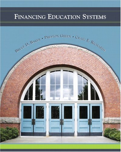 9780130984586: Financing Education Systems