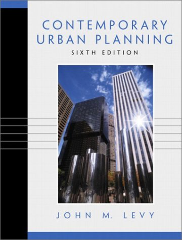 9780130985989: Contemporary Urban Planning (6th Edition)