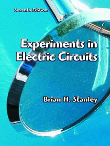 9780135097281: Experiments in Electric Circuits - AbeBooks ...