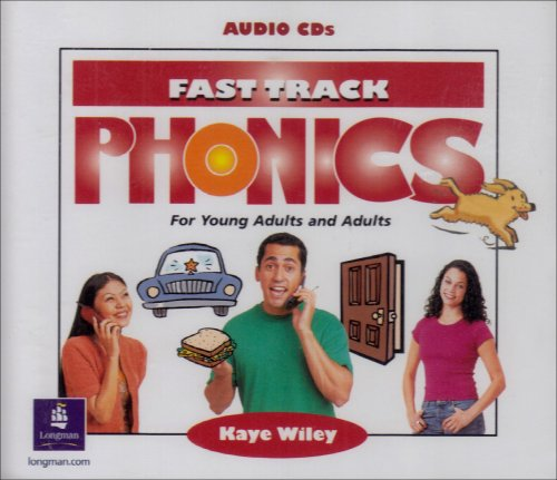 9780130987419: Fast Track Phonics Audio CDs: For Young Adults and Adults