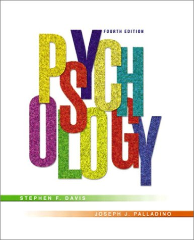 9780130987914: Psychology, Fourth Edition