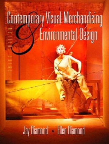 9780130988843: Contemporary Visual Merchandising and Environmental Design