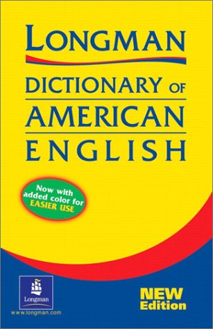9780130988935: Longman Dictionary of American English, Second Edition (Paper without CD-ROM, Two Color Version)
