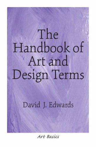 9780130989918: The Handbook of Art and Design Terms