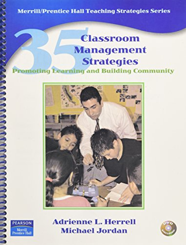 9780130990761: 35 Classroom Management Strategies: Promoting Learning and Building Community