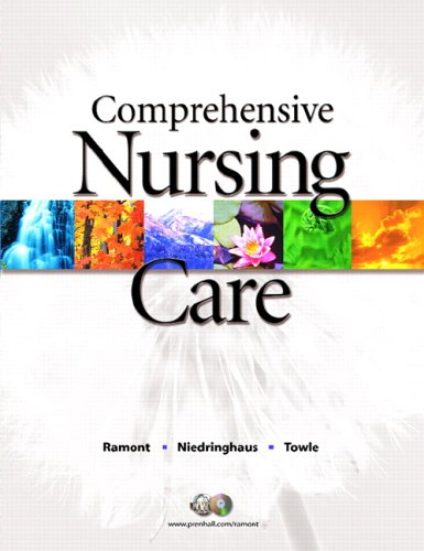 9780130990884: Comprehensive Nursing Care