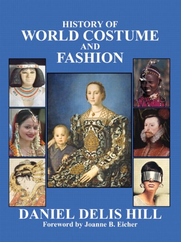 9780130992239: History of World Costume and Fashion (Fashion Series)