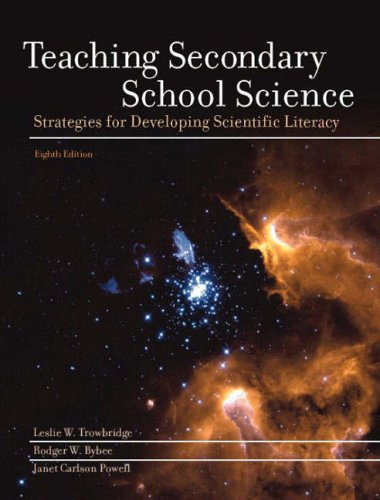9780130992345: Teaching Secondary School Science: Strategies for Developing Scientific Literacy