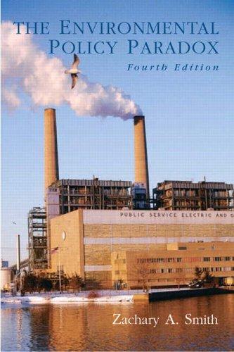 9780130993083: The Environmental Policy Paradox