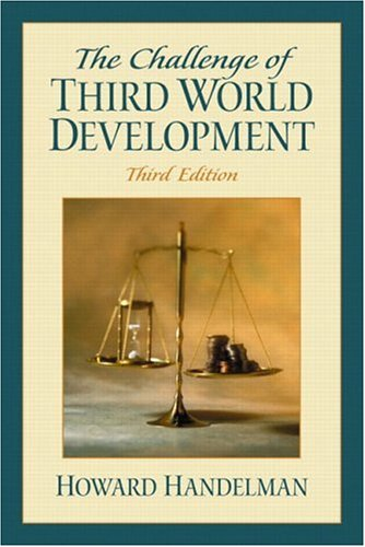 9780130993090: The Challenge of Third World Development (3rd Edition)