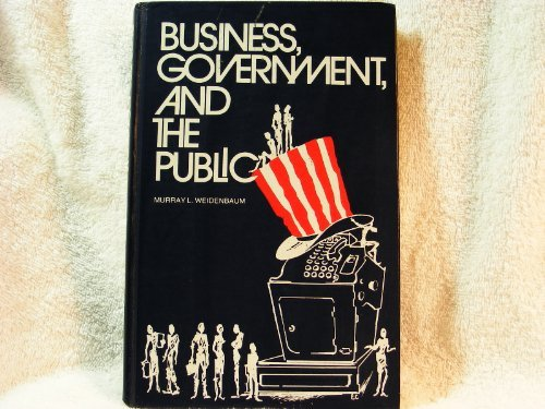 9780130993175: Business, government, and the public