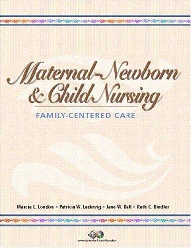 9780130994066: Maternal-Newborn and Child Nursing