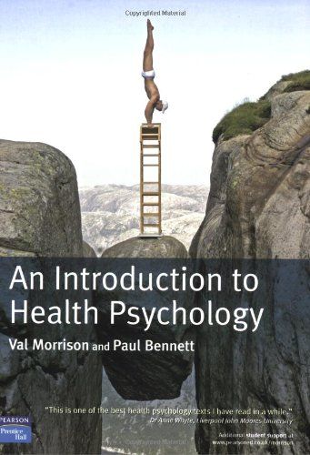 9780130994080: Health Psychology: An Introduction