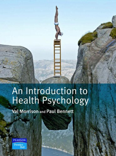 9780130994080: An Introduction to Health Psychology