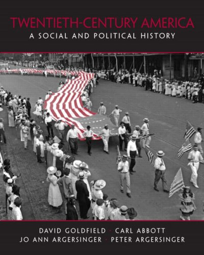 9780130995148: 20th Century America: A Social and Political History