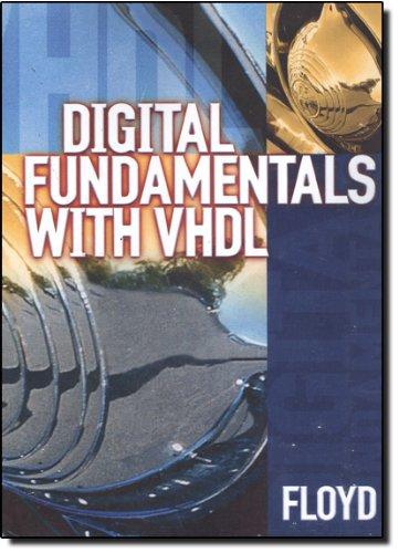 9780130995278: Digital Fundamentals With Vhdl