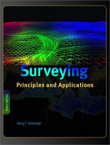 9780130995827: Surveying Principles & Applications