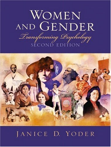9780130995858: Women and Gender: Transforming Psychology (2nd Edition)