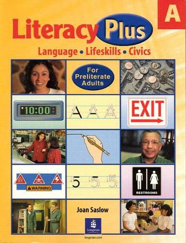 9780130996107: Literacy Plus A (Student Book)