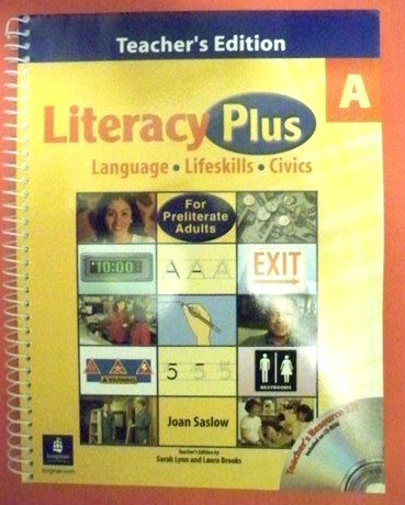 9780130996220: Literacy Plus Teachers Manual