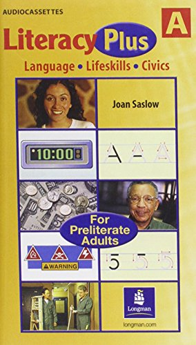 9780130996244: Literacy Plus A Audiocassettes
