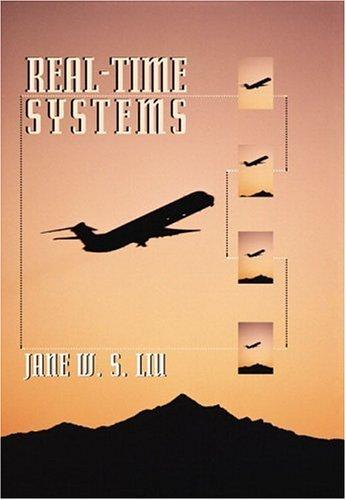 Real-Time Systems: Liu, Jane W.