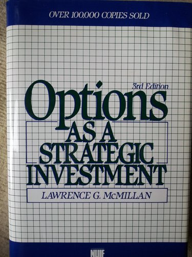 9780130996619: Options as a Strategic Investment