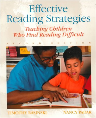 9780130996695: Effective Reading Strategies: Teaching Children Who Find Reading Difficult (2nd Edition)