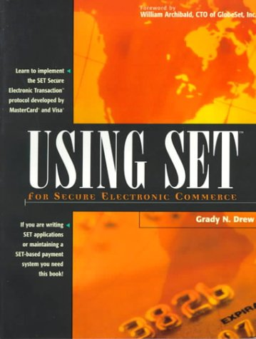 9780130997159: Using Set for Secure Electronic Commerce with CDROM