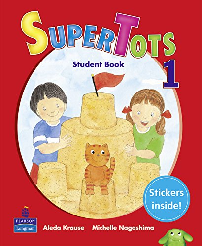 9780130997494: Super Tots: Student's Book Level 1