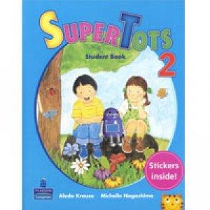 9780130997562: Super Tots: Activity Book Level 2