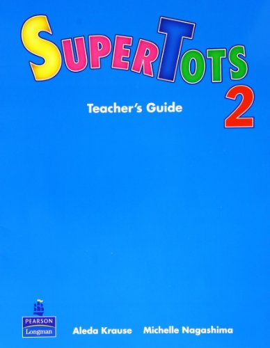 9780130997579: Super Tots: Teacher's Guide 2