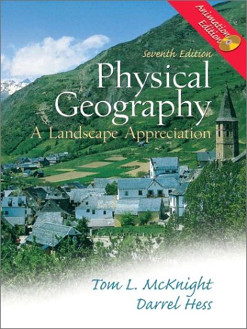 9780131001183: Physical Geography: A Landscape Appreciation, Animation Seventh Edition