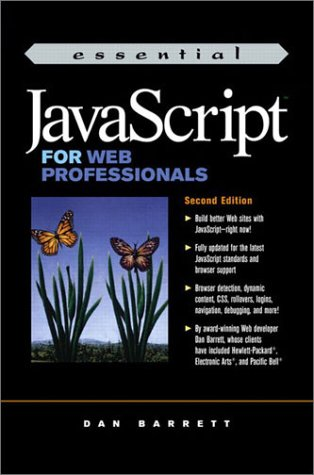 9780131001473: Essential JavaScript for Web Professionals (2nd Edition)