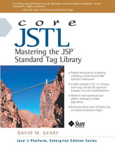 9780131001534: Core JSTL: Mastering the JSP Standard Tag Library