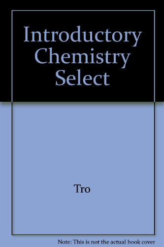 9780131002012: Selected Solutions Manual Introductory Chemistry