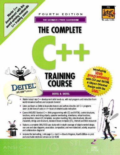 9780131002524: The Complete C++ Training Course (Prentice Hall Complete Training Courses)