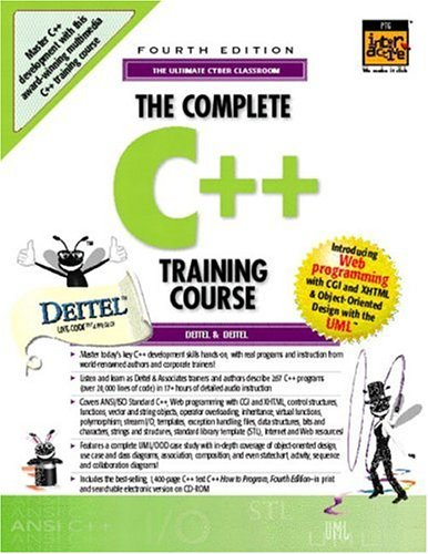 9780131002524: The Complete C++ Training Course, 4th Edition