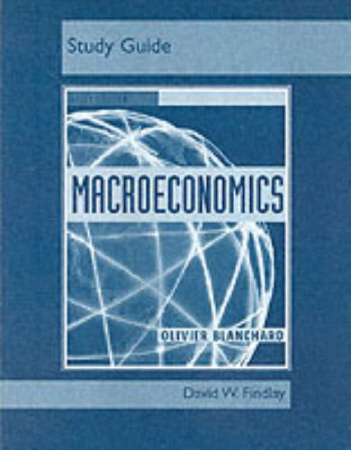 9780131005006: Macroeconomics: Study Guide, Third Edition