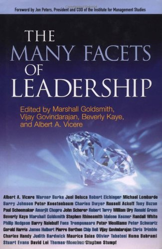 9780131005334: The Many Facets of Leadership
