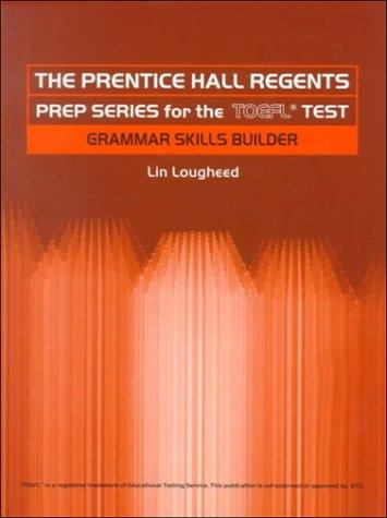 9780131006379: The Toefl Prep Series: Grammar Skills Builder