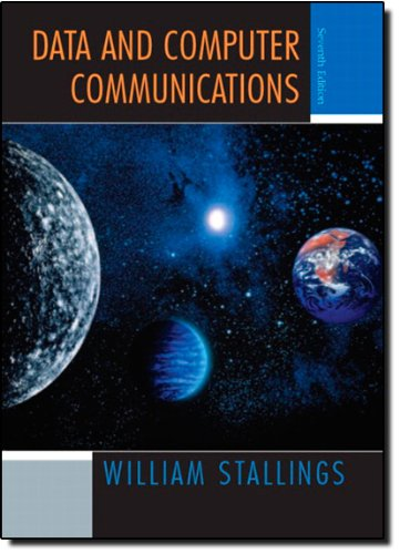 9780131006812: Data and Computer Communications: United States Edition