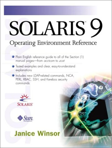 9780131007017: Solaris 9 Operating Environment Reference