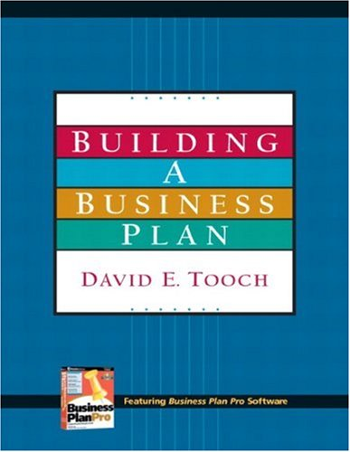 9780131008007: Building A Business Plan (2nd Edition)