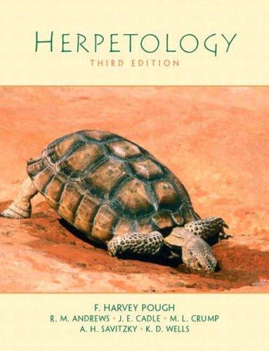 9780131008496: Herpetology